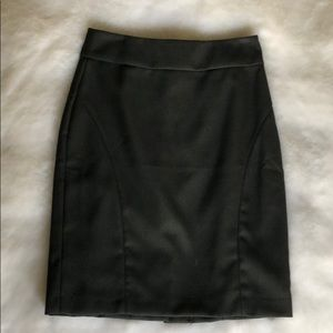 New w/tags dark gray Banana Republic pencil skirt